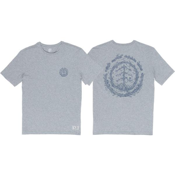 Element Skateboards Too Late Logo Men's Short Sleeve T-Shirt