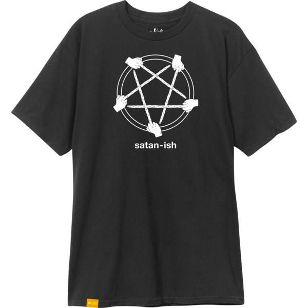 Enjoi Skateboards Satanish Men's Short Sleeve T-Shirt