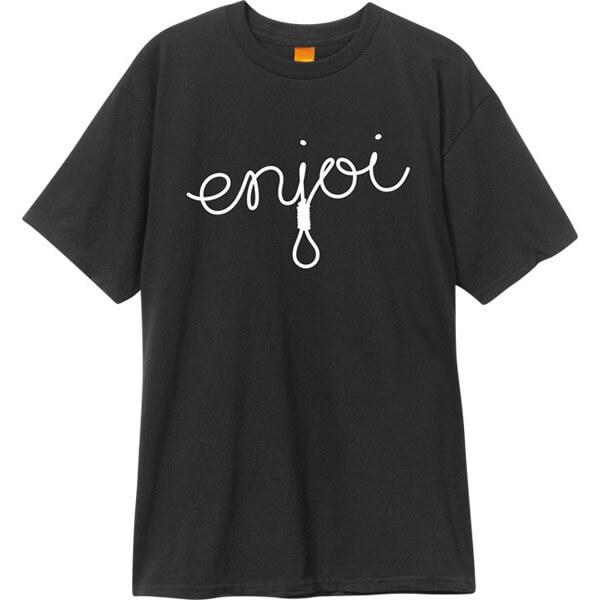 Enjoi Script T-Shirt