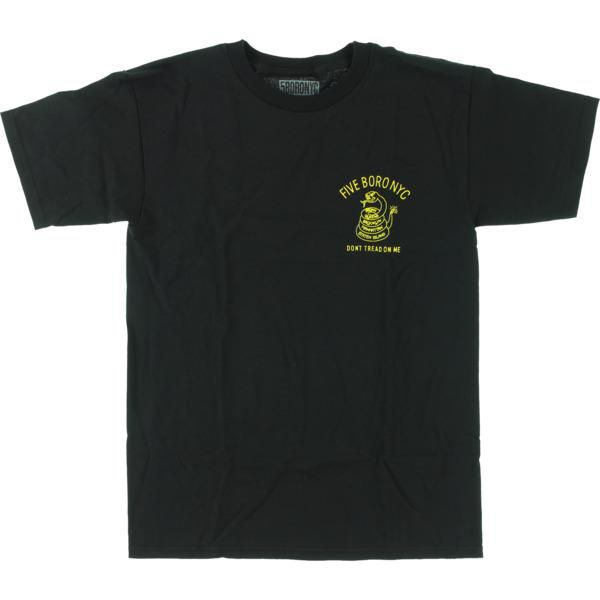 5Boro NYC Skateboards Don't Tread On Me Men's Short Sleeve T-Shirt