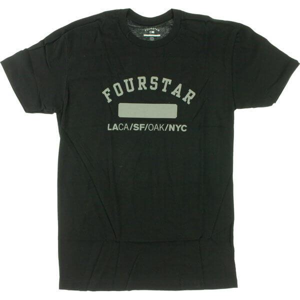 Fourstar Clothing Phys Ed Men's Short Sleeve T-Shirt
