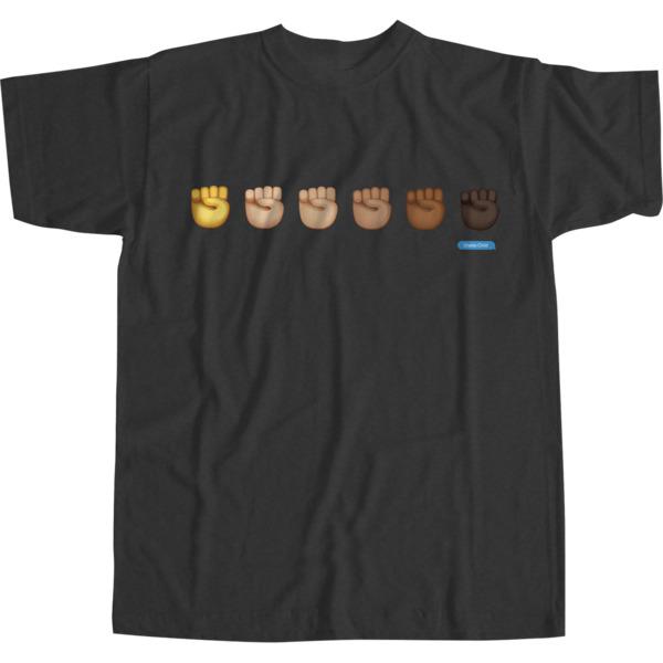 Ghetto Child Child Unity Black Men's Short Sleeve T-Shirt - Small