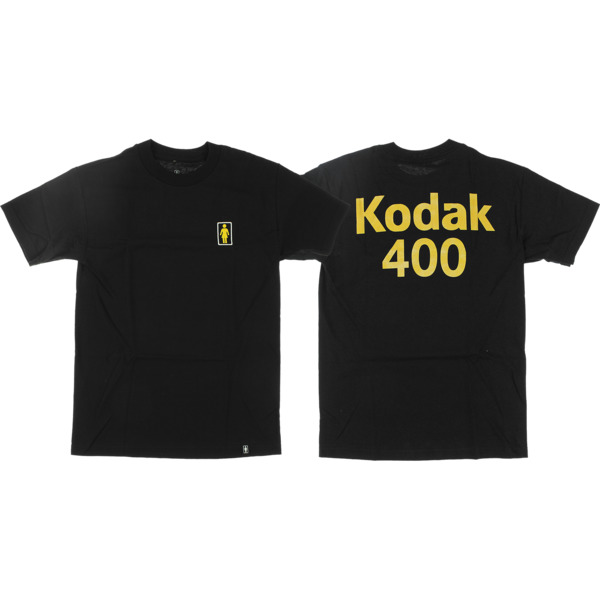 Girl Skateboards Kodak Gold 400 Men's Short Sleeve T-Shirt
