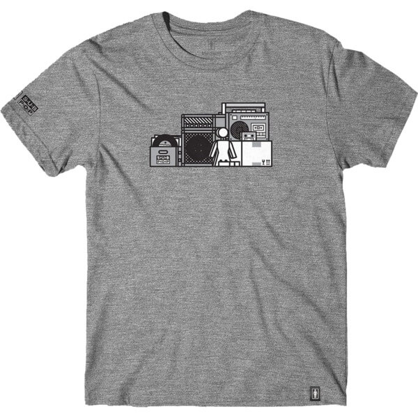 Girl Skateboards X Sub Pop Shelf Triblend Men's Short Sleeve T-Shirt