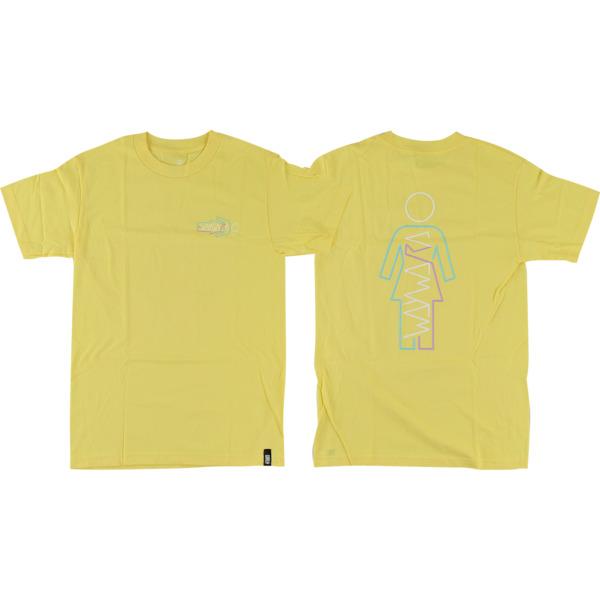 Girl Skateboards Wayward OG Men's Short Sleeve T-Shirt