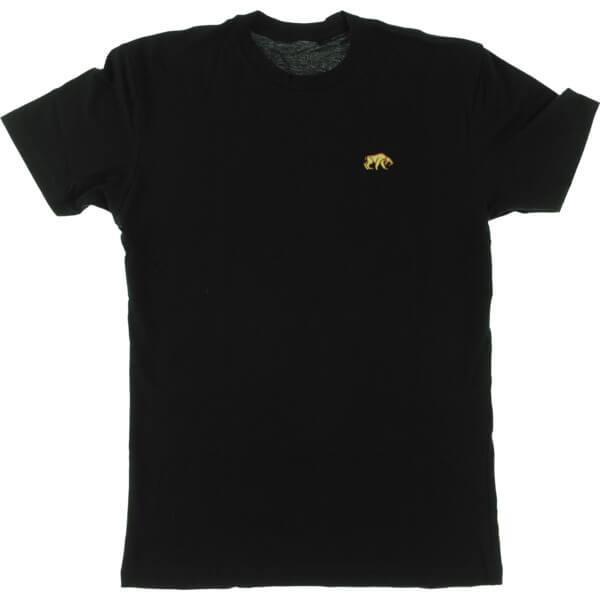 Habitat Skateboards Saber Tooth Embroidered Men's Short Sleeve T-Shirt