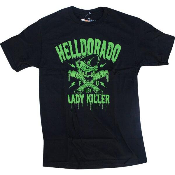 Helldorado Lady Killer T-Shirt