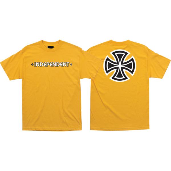 Independent Bar Cross Men's Short Sleeve T-Shirt