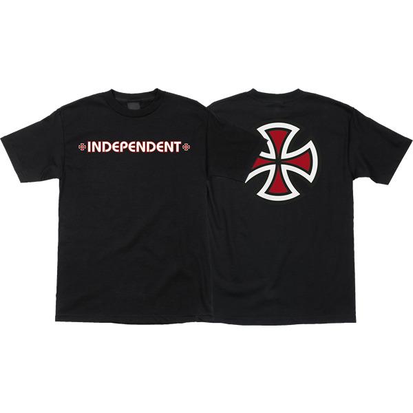 Independent Bar/Cross Men's Short Sleeve T-Shirt