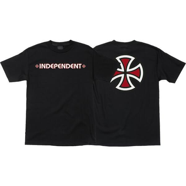 Independent Bar & Cross Men's Short Sleeve T-Shirt