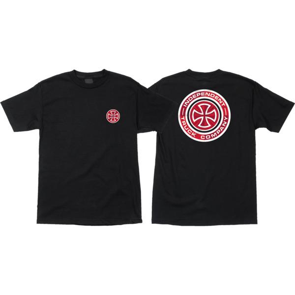 Independent Target Black Men's Short Sleeve T-Shirt - Small