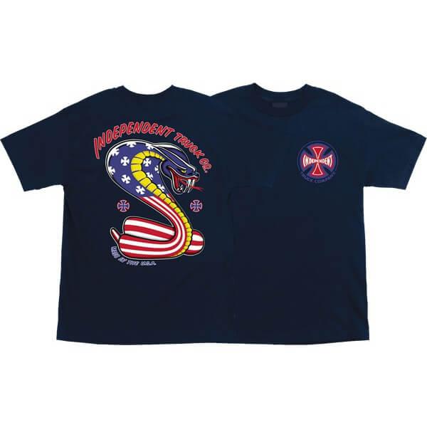 Independent USA Cobra T-Shirt
