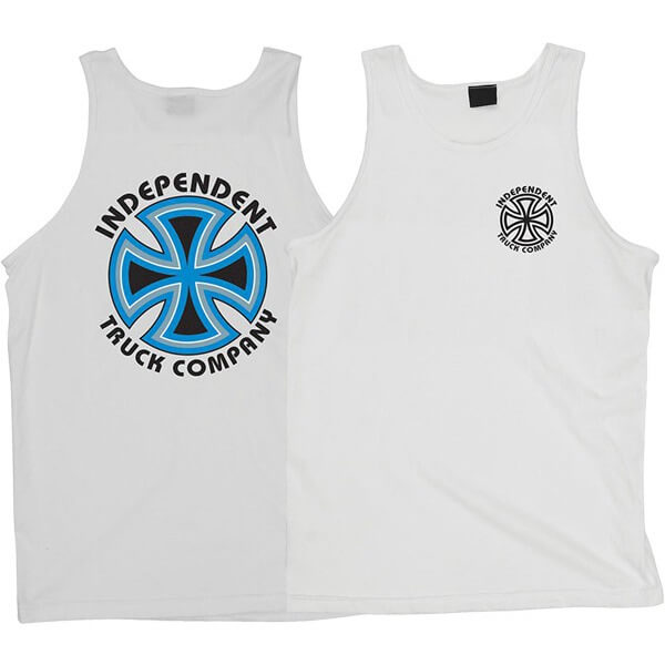 Independent Bauhaus Cross Tank Top