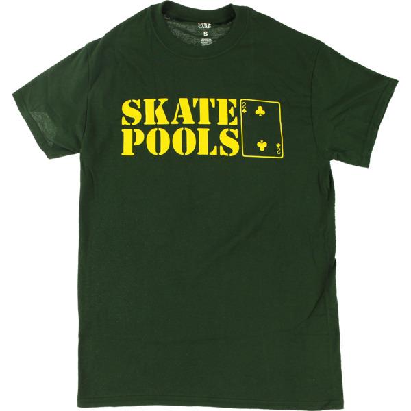 Lowcard Mag Skate Pools Men's Short Sleeve T-Shirt