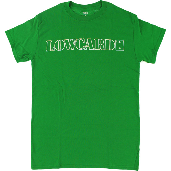Lowcard Mag Standard Men's Short Sleeve T-Shirt