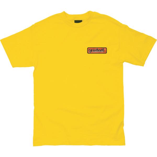 OJ Wheels Two Tone Men's Short Sleeve T-Shirt