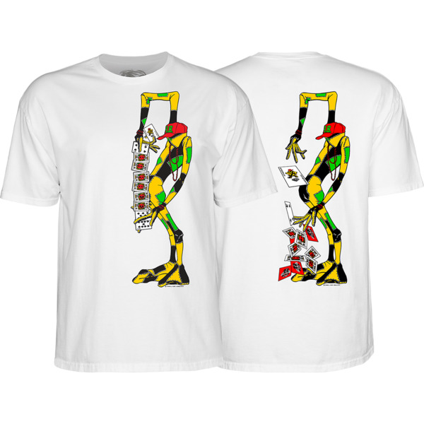 Powell Peralta Ray Barbee Rag Doll Men's Short Sleeve T-Shirt