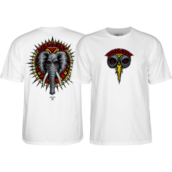 Powell Peralta Mike Vallely Vallely Elephant Men's Short Sleeve T-Shirt