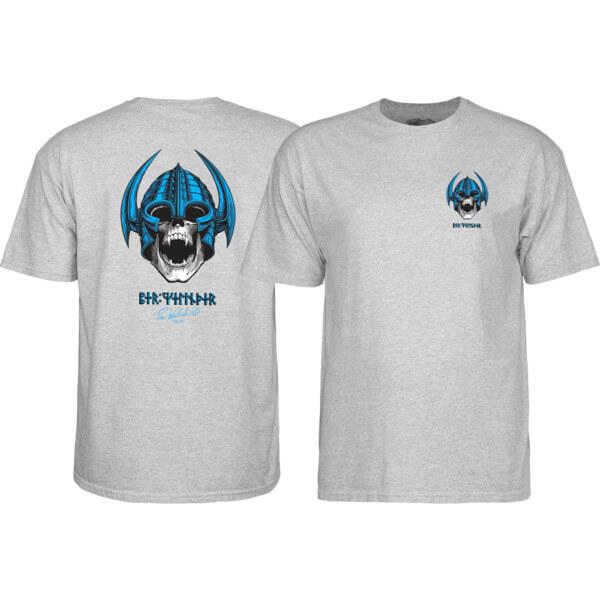 Powell Peralta Per Welinder Skull Men's Short Sleeve T-Shirt