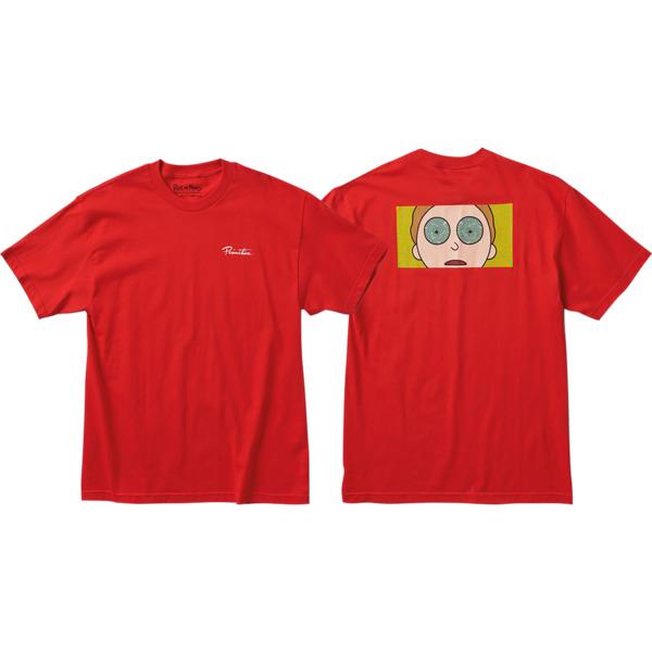 Primitive Skateboarding Rick and Morty Hypno Eyes Men's Short Sleeve T-Shirt