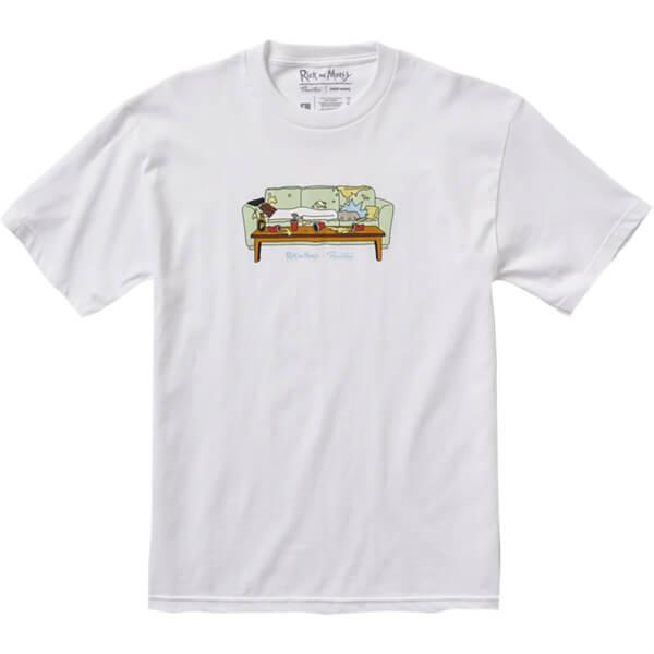 Primitive Skateboarding R&M Lights Out Men's Short Sleeve T-Shirt