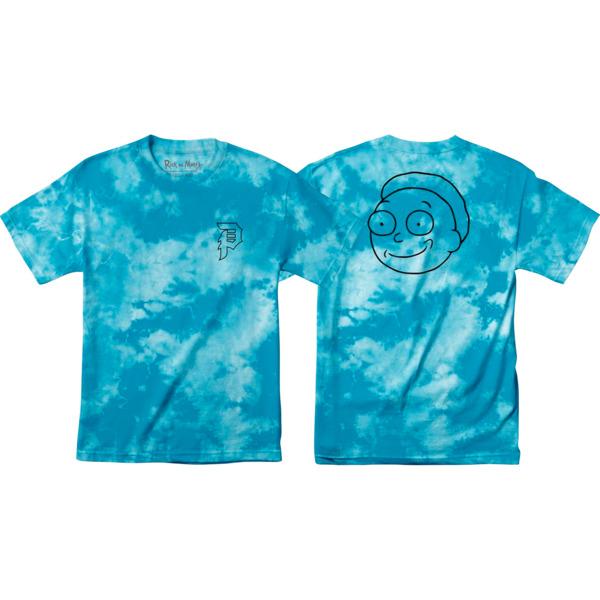 Primitive Skateboarding Rick and Morty Morty Outline Men's Short Sleeve T-Shirt