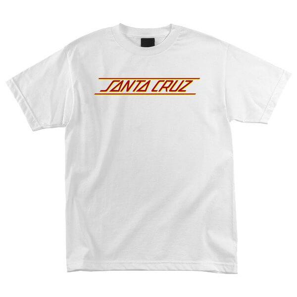 Santa Cruz Classic Strip T-Shirt