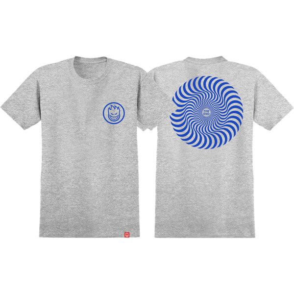 Spitfire Wheels Classic Swirl Men's Short Sleeve T-Shirt