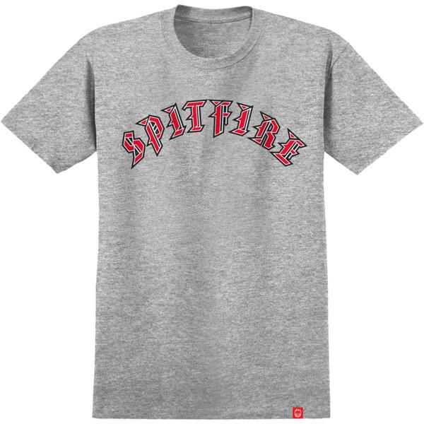 Spitfire Wheels Old E Fill Men's Short Sleeve T-Shirt