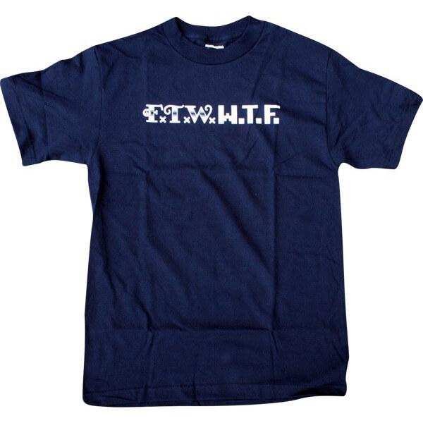 Skate Mental FTW WTF T-Shirt