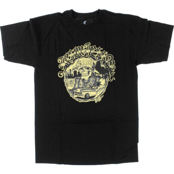 Suicidal Skates Jason Jessee Black Men's Short Sleeve T-Shirt - Small