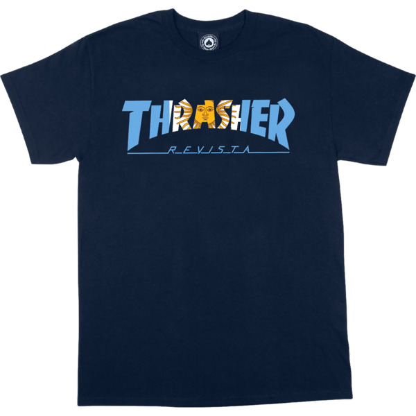 Thrasher Magazine Argentina Men's Short Sleeve T-Shirt