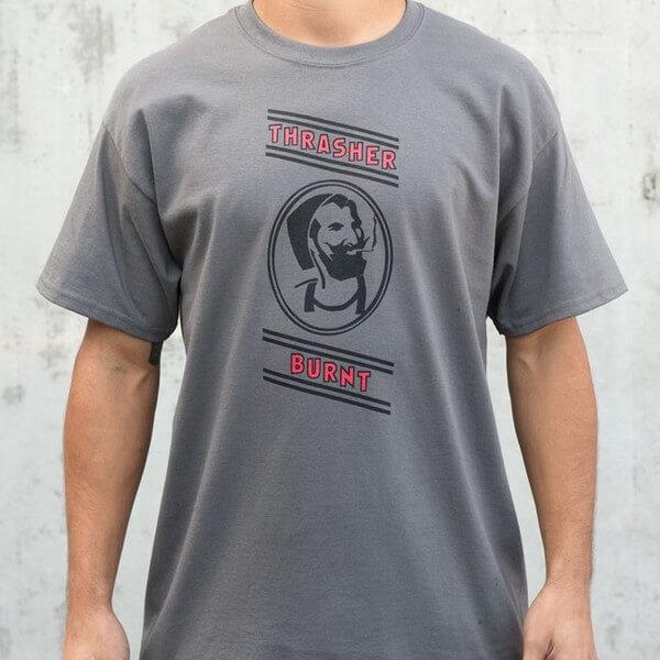 Thrasher Burnt T-Shirt