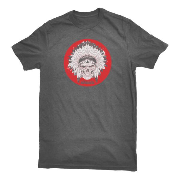Warehouse Skateboards Indian Premium Short Sleeve T-Shirt