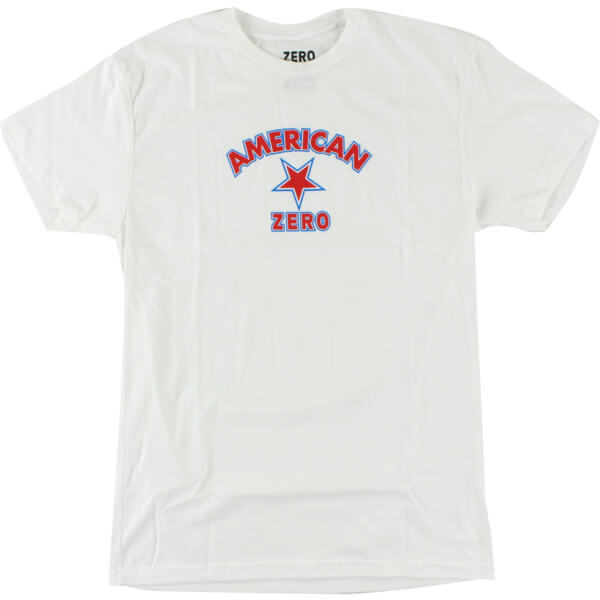 Zero Skateboards American Zero Men's Short Sleeve T-Shirt