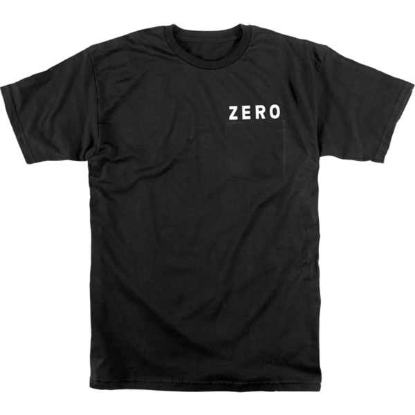 Zero Skateboards Army Pocket Men's Short Sleeve T-Shirt