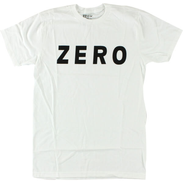 Zero Skateboards Army Logo Men's Short Sleeve T-Shirt