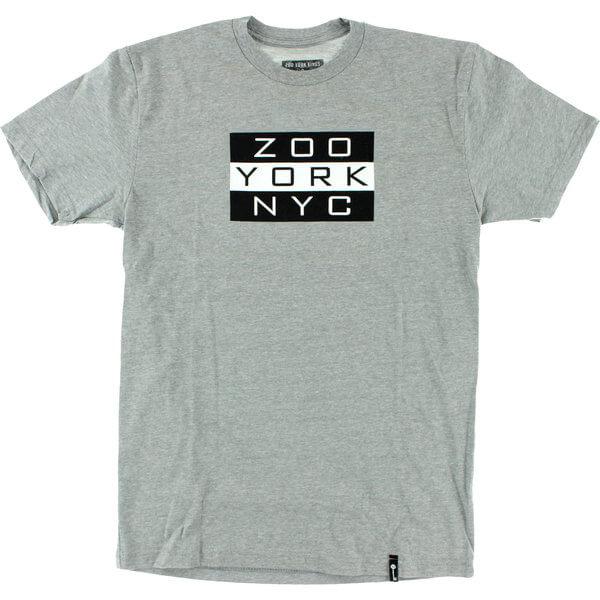 Zoo York Skateboards Kings Golden Era Flag Men's Short Sleeve T-Shirt
