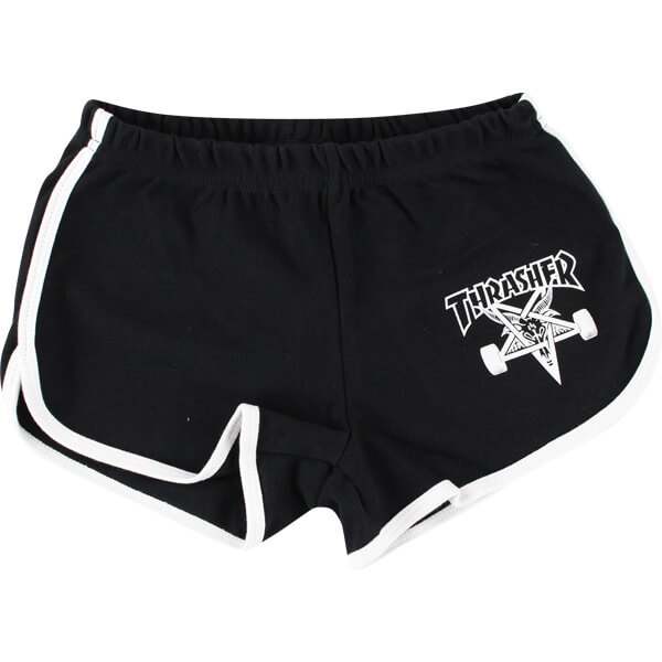 Thrasher Magazine Skategoat Night Shorts