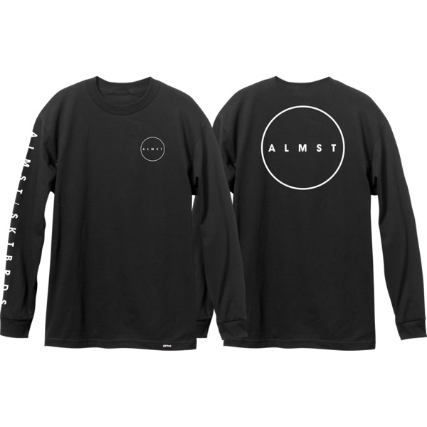 Almost Skateboards Cryptic Men's Long Sleeve T-Shirt