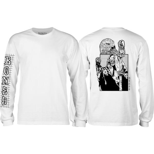 Bones Wheels Night Shift Men's Long Sleeve T-Shirt