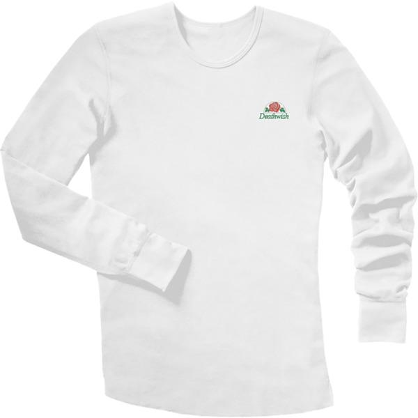 Deathwish Skateboards Rose Thermal Long Sleeve T-Shirt