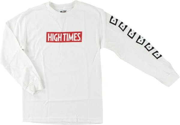 DGK Skateboards High Times Lock Up Men's Long Sleeve T-Shirt