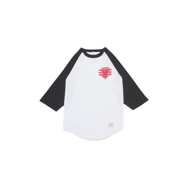 Diamond Int'l Skate Raglan 3/4 Sleeve T-Shirt