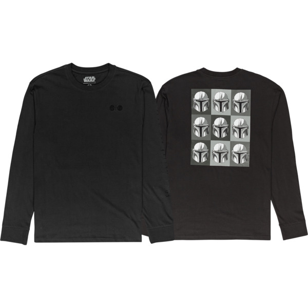 Element Skateboards Star Wars Helmet Men's Long Sleeve T-Shirt