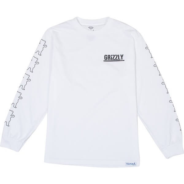 Grizzly Bear Cutout Long Sleeve