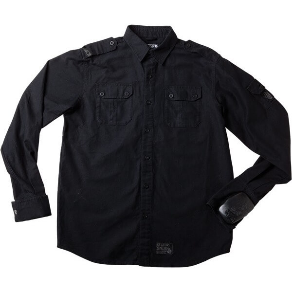Sector 9 Stealth Slide Sharps Long Sleeve