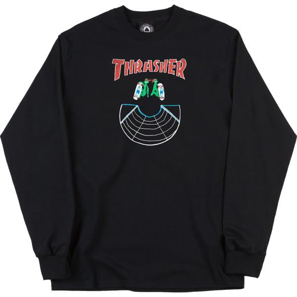 Thrasher Magazine Doubles Men's Long Sleeve T-Shirt