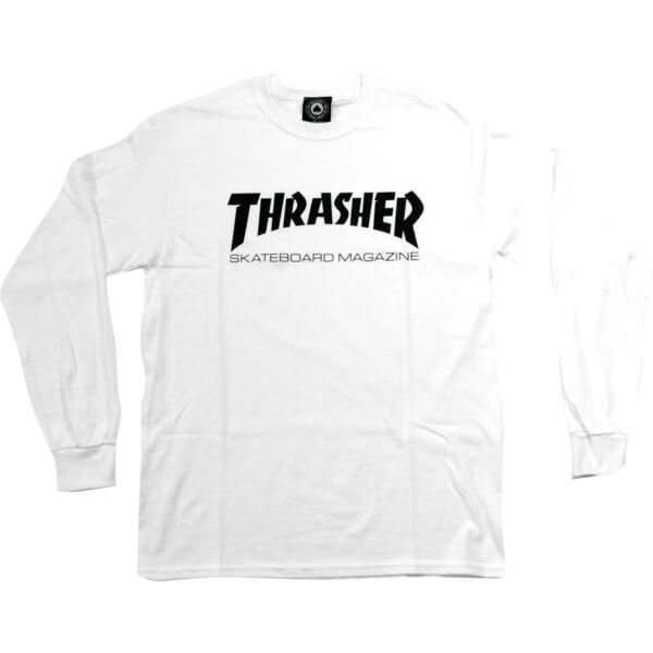 Thrasher Magazine Skate Mag Men's Long Sleeve T-Shirt