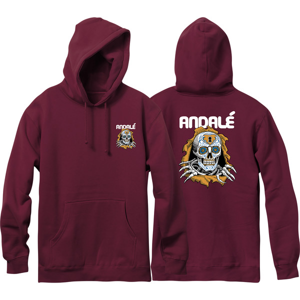 Andale Bearings Brigade Men's Hooded Sweatshirt
